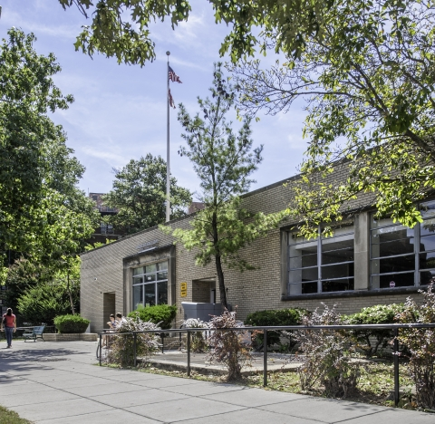 Cleveland Park Library